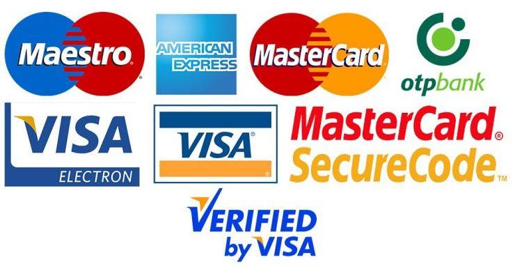 Fizessen kényelmesen, bankkártyával