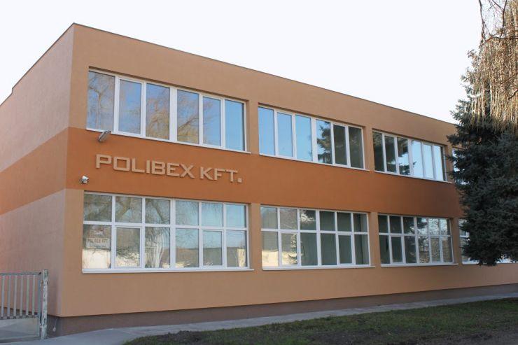 Polibex Kft. Központi raktár és iroda